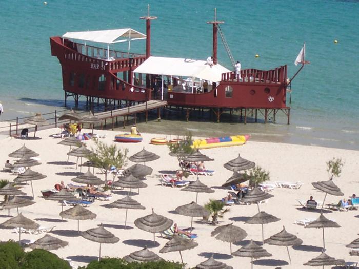 Tunezja Monastir Monastir Sahara Beach