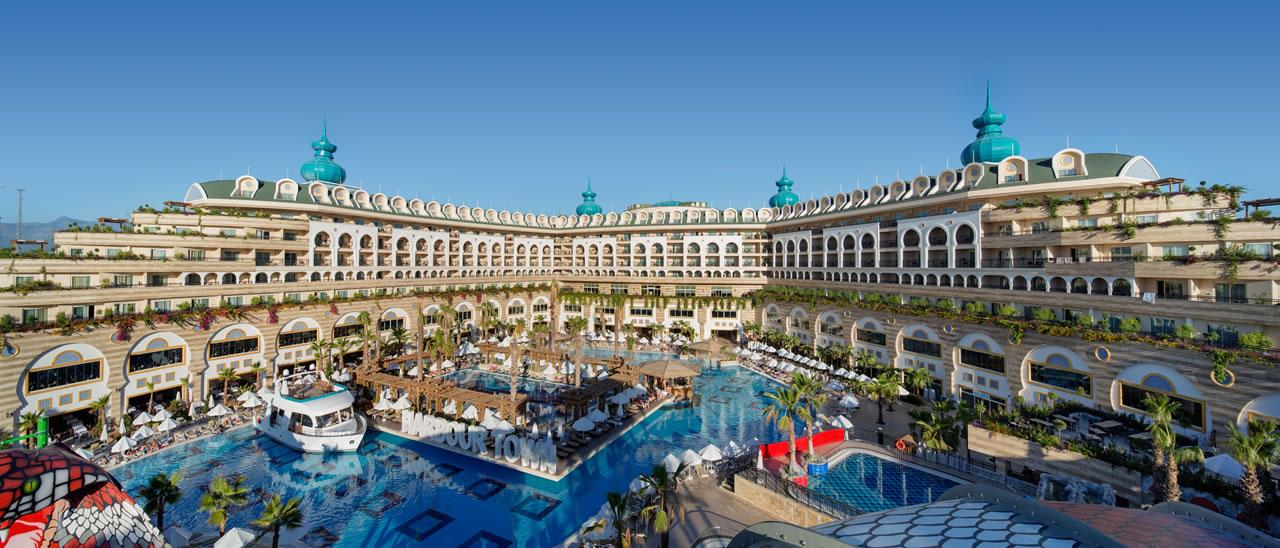 Hotel Crystal Sunset Resort - Side, Turcja