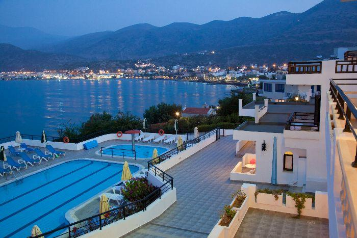 Grecja Kreta Hotel Horizon Beach