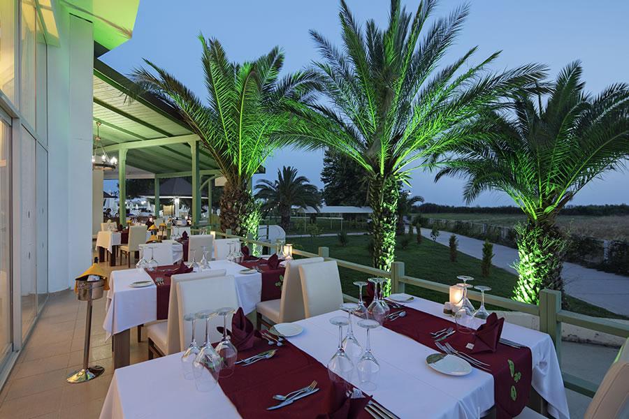 Turcja Side Kizilagac Euphoria Palm Beach