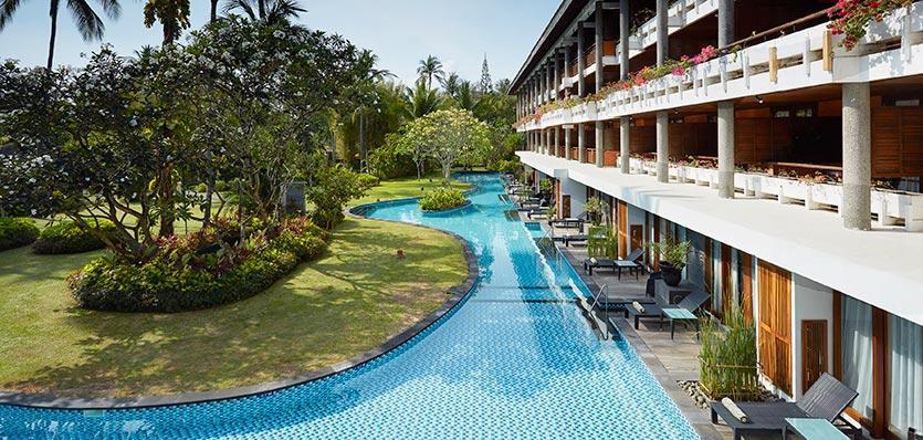 Indonezja Bali Nusa Dua Melia Bali Villas & Spa