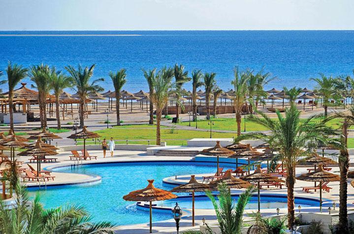 Egipt Hurghada Soma Bay Amwaj Blue Beach Abu Soma Resort & SPA