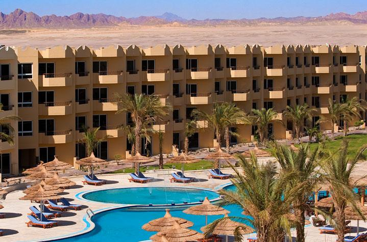 Egipt Hurghada Soma Bay Amwaj Blue Beach Abu Soma Resort & SPA