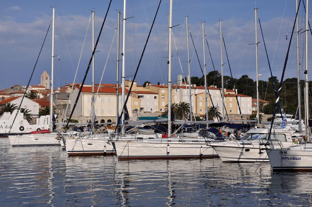 Chorwacja Wyspa Rab Rab International
