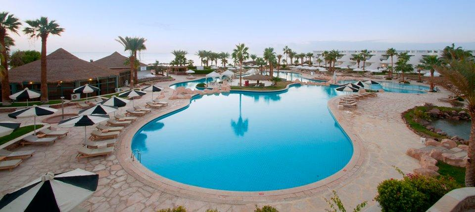 Egipt Sharm El Sheikh Sharm El Sheikh Hilton Sharm Waterfalls Resort
