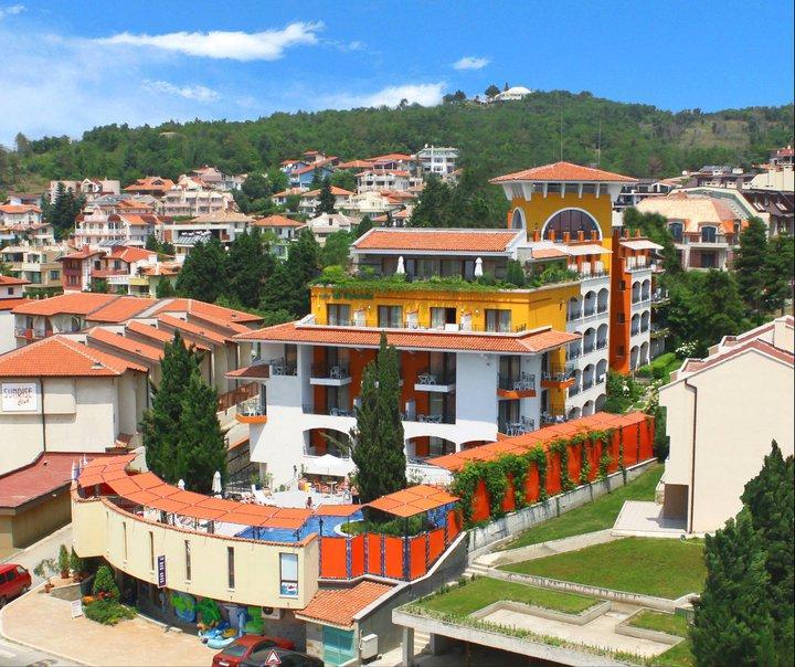 Bułgaria Słoneczny Brzeg Słoneczny Brzeg Kiparisite