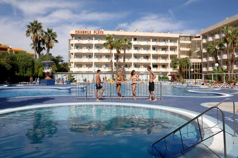 Hotel h10 cambrils playa costa dorada hiszpania for Hotel familiar cambrils