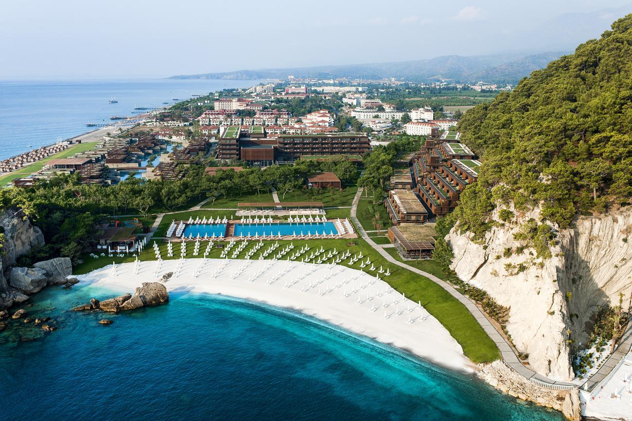 Nirvana Lagoon Villas Suites And SPA Kemer in Kemer ...