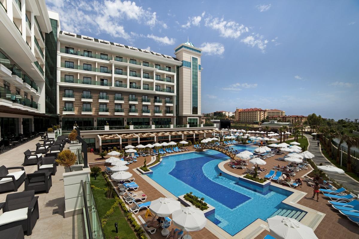 Luna Beach Resort Marmaris