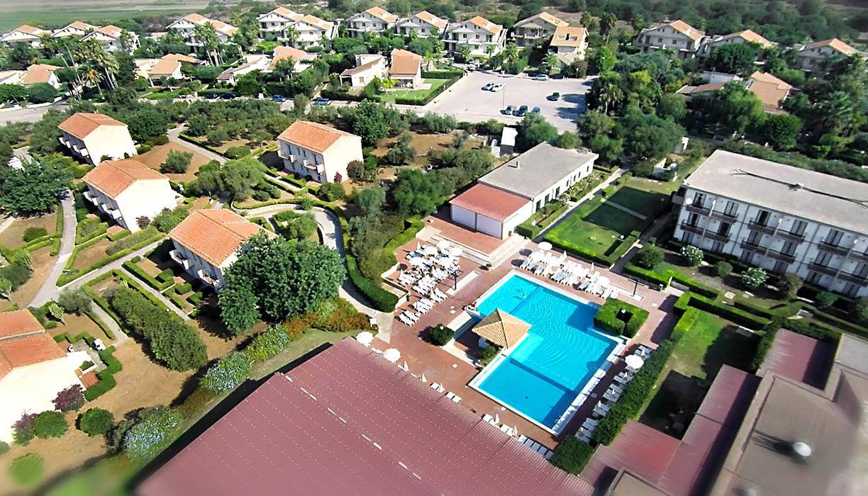 Włochy Sycylia Scoglitti Athena Resort