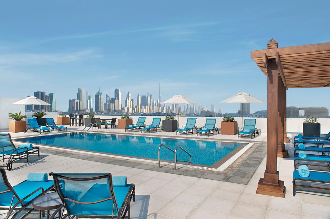 Hotel Hilton Garden Inn Dubai Al Mina - Dubaj, Emiraty ...