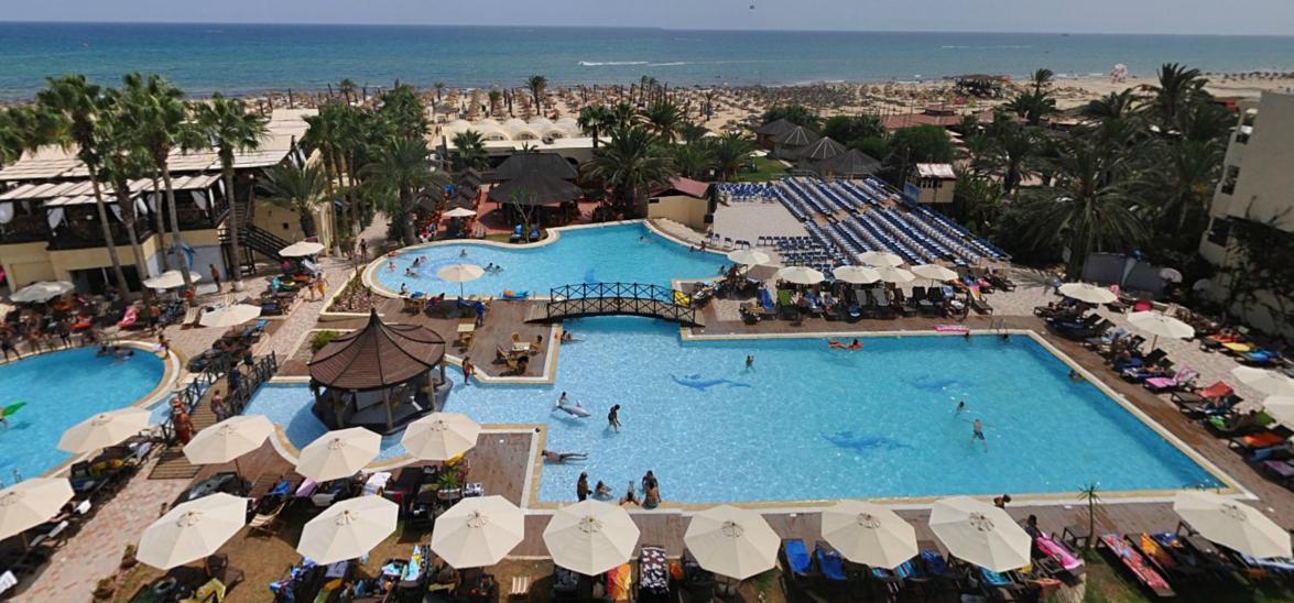Tunezja Hammamet Hammamet Paradis Palace