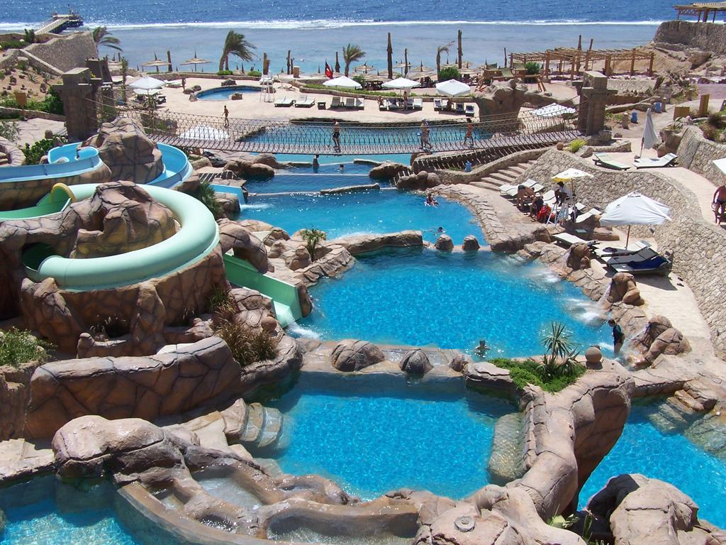 Egipt Sharm El Sheikh Hotel Hauza Beach Resort