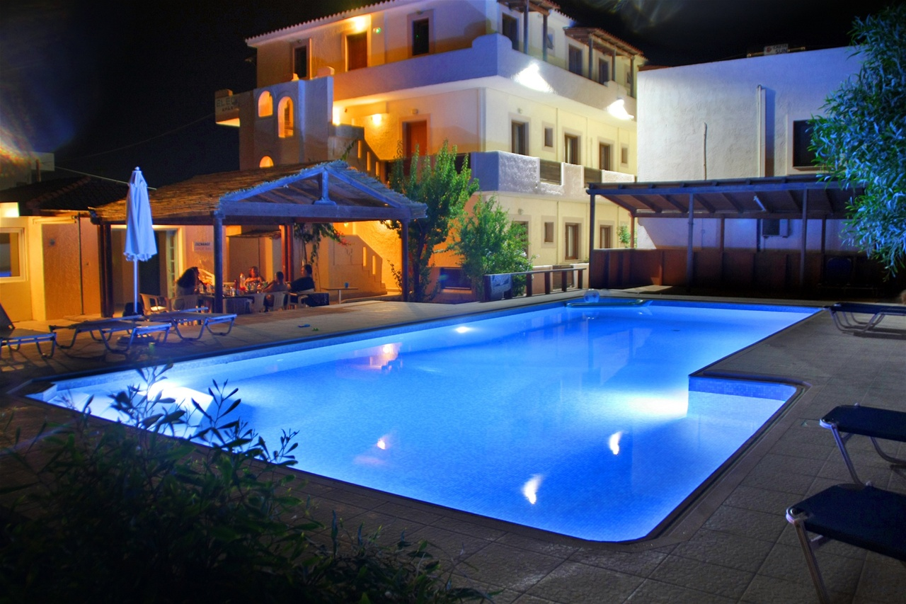 Hotel eleonora boutique kreta grecja for Design boutique hotel kreta