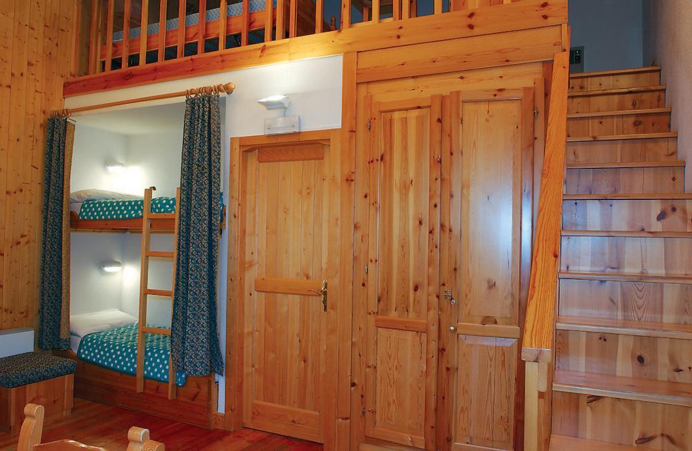Hotel la cascata la baita trentino w ochy for Baita di legno
