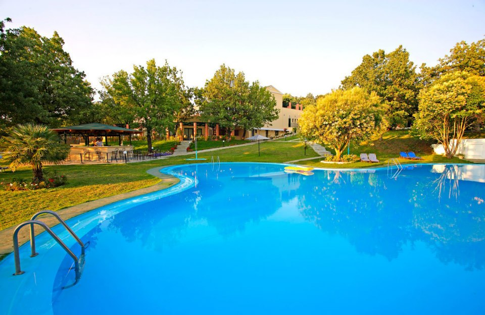 Century Resort Hotel Korfu Acharavi