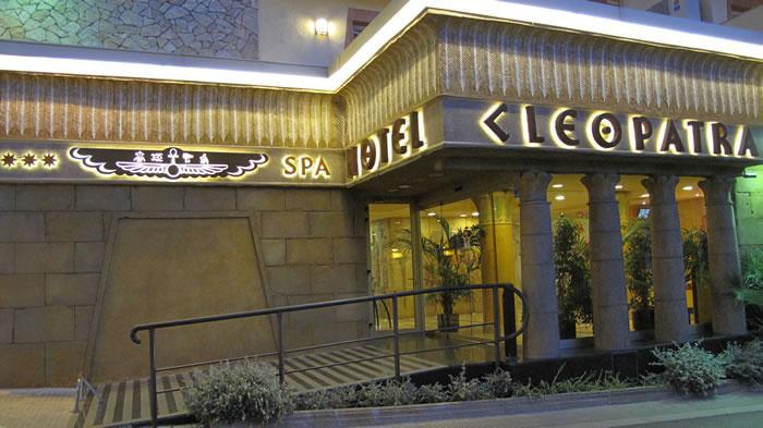 Hotel Cleopatra Lloret De Mar Opinie