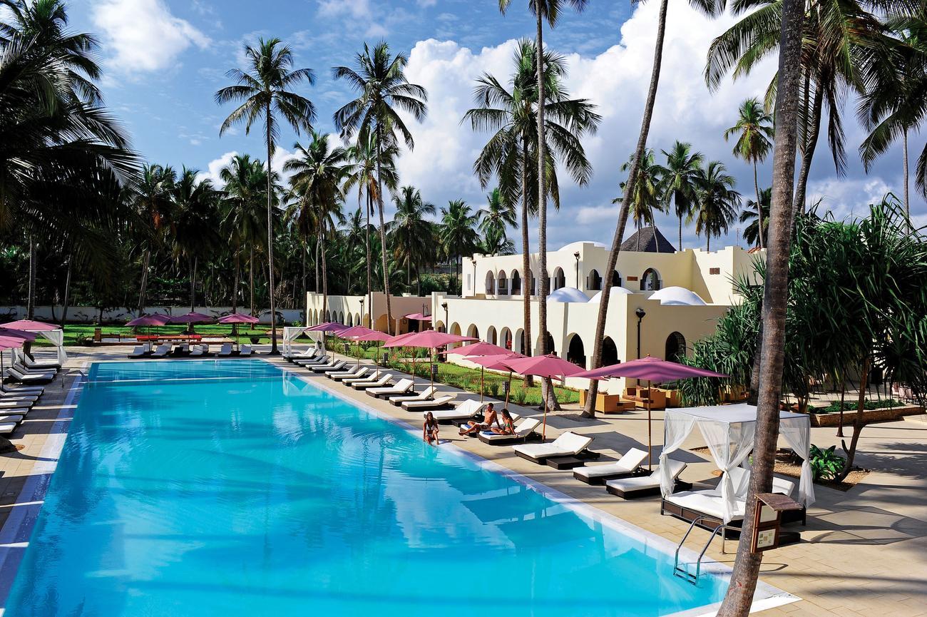Hotel dream of zanzibar zanzibar tanzania for Plante zanzibar