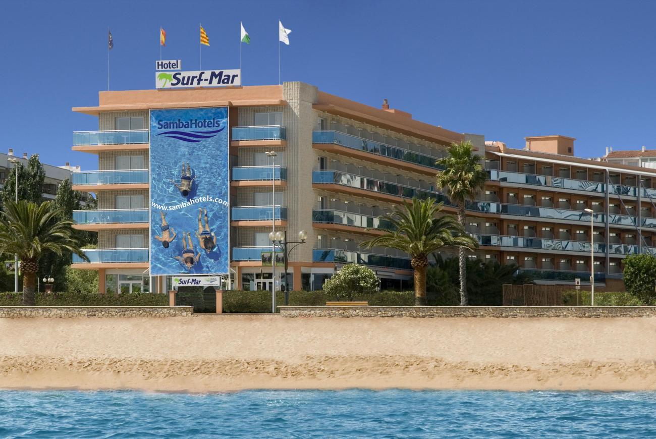 Hotel Surf Mar - Costa Brava, Hiszpania
