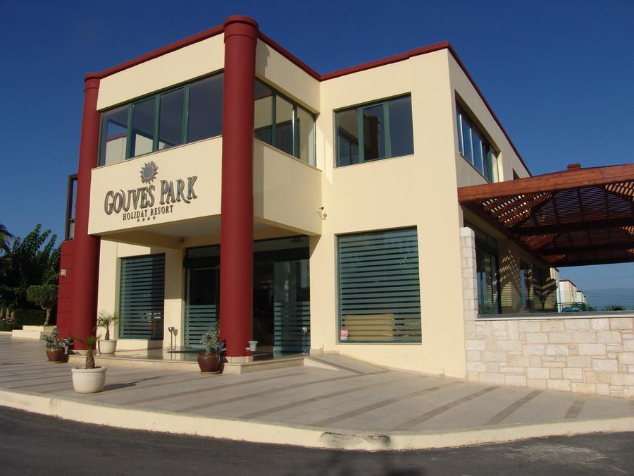 Grecja Kreta Kato Gouves Gouves Park Holiday Resort