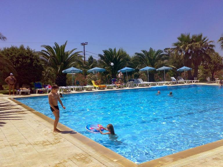 Grecja Kos Marmari Nina Beach