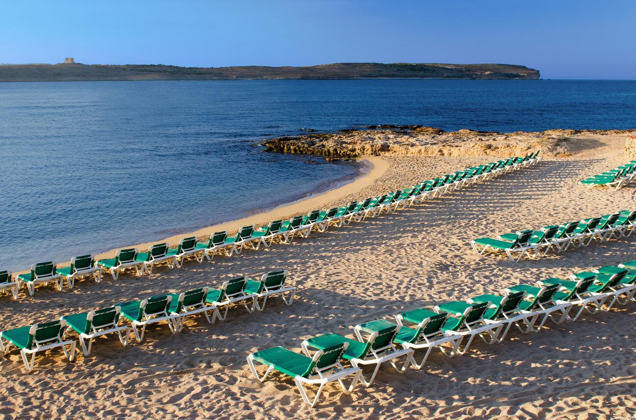 Cirkewwa Malta  city photos : Malta Wyspa Malta Cirkewwa Paradise Bay Resort