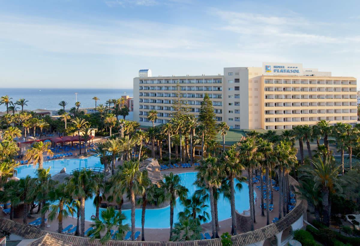 Hotel playasol spa andaluzja costa almeria hiszpania - Costa sol almeria ...