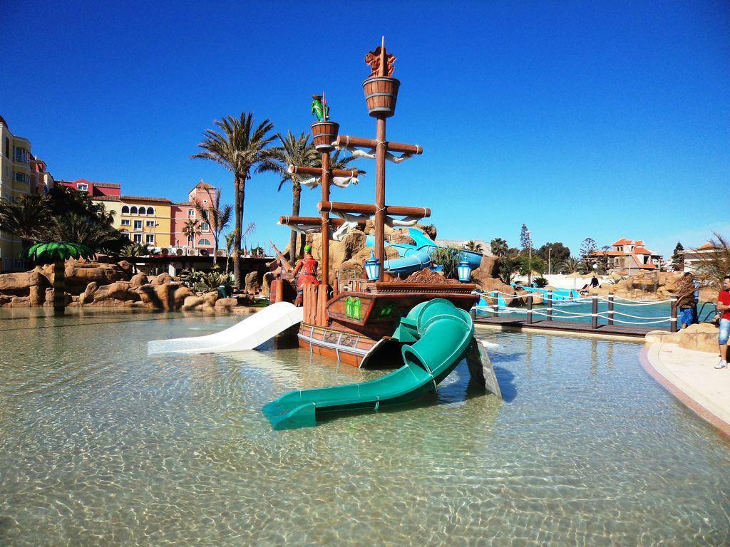 Hotel zoraida park andaluzja costa almeria hiszpania Aquarium en roquetas de mar