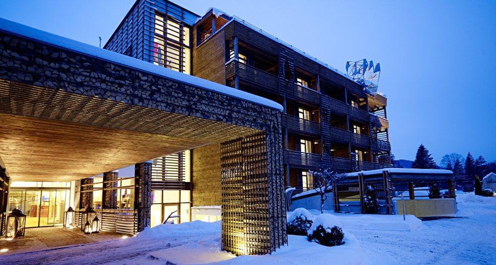 hotel salzburger hof leogang ziemia salzburska austria. Black Bedroom Furniture Sets. Home Design Ideas