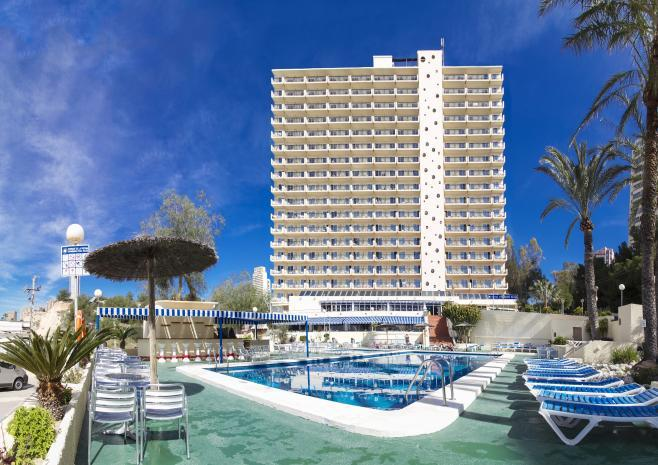 Hotel poseidon playa costa blanca hiszpania for Hotel poseidon playa