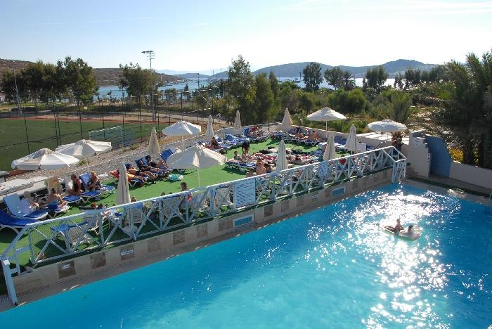 Hotel Eken Resort Bodrum, Turcja