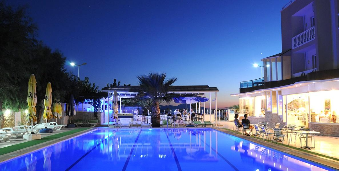 Turcja Kusadasi Ozdere Dogan Beach Resort & Spa
