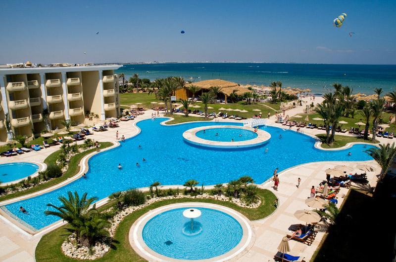 Hotel royal thalassa monastir tunezja for Salon 5 etoiles tunisie