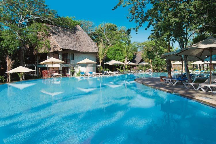 Baobab Beach Resort Diani
