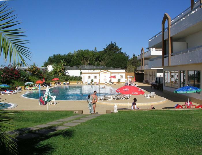 Portugalia Algarve Praia da Rocha Luar