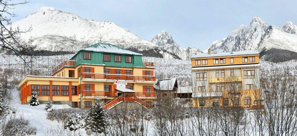 Słowacja Wysokie Tatry Smokovec Mountain Resort