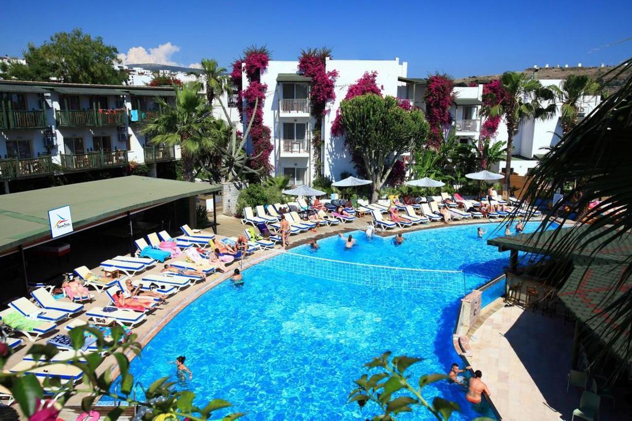 Hotel Parkim Ayaz Bodrum, Turcja
