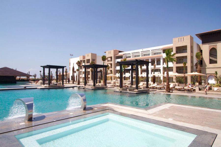 Maroko Agadir Agadir Riu Tikida Palace
