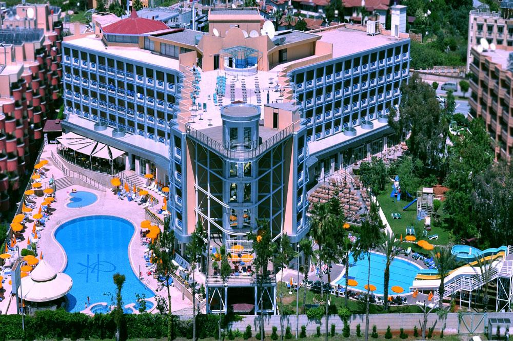 Hotel Grand Kaptan - Alanya, Turcja