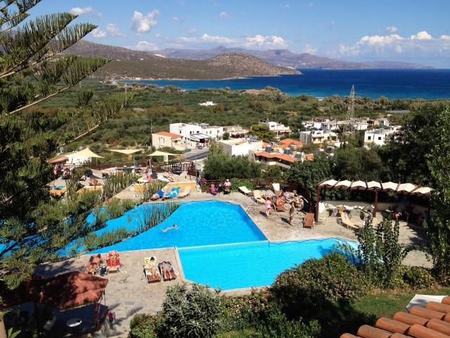 Grecja Kreta Istron Elpida