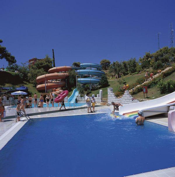 Hotel Water Planet Aquapark - Alanya, Turcja