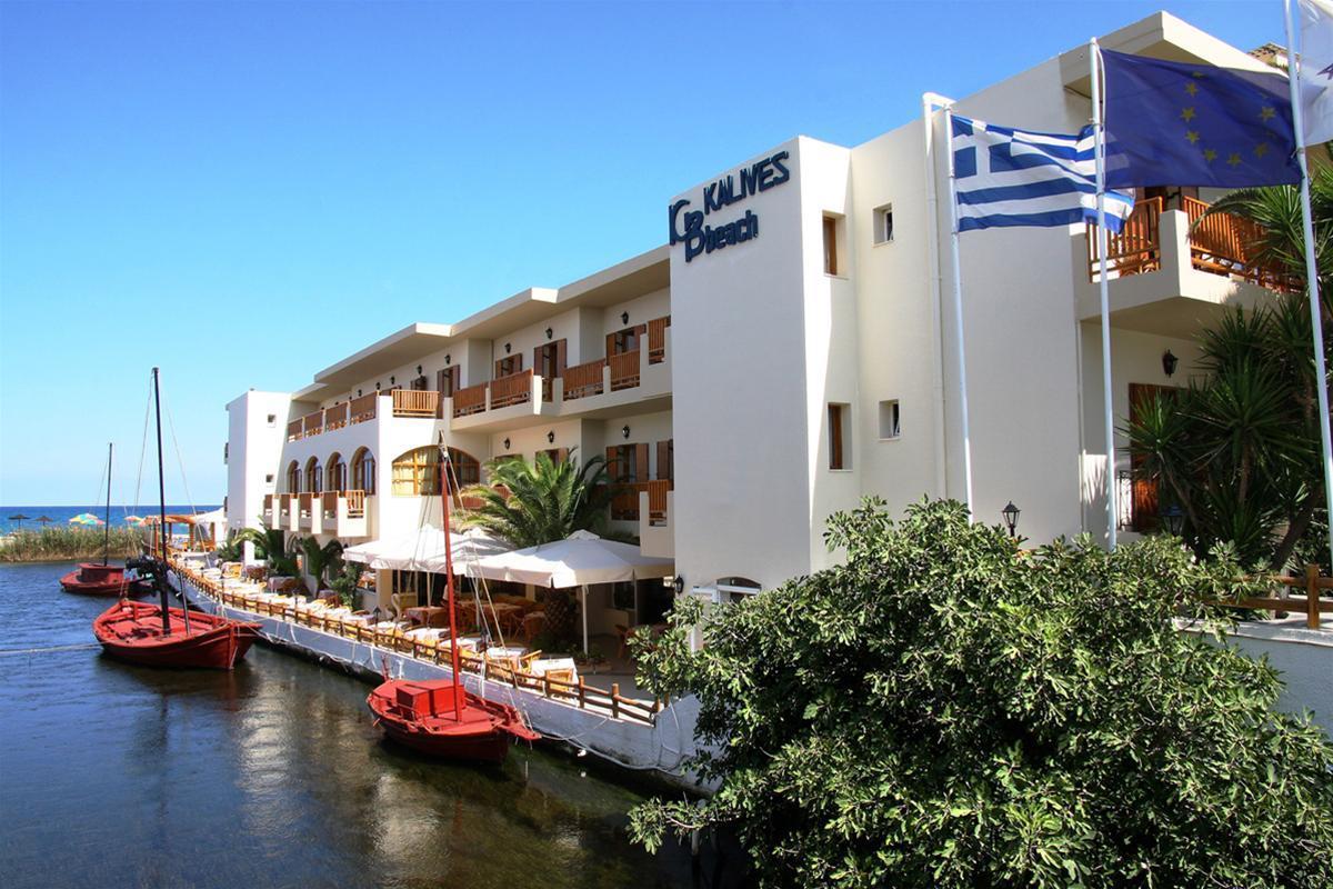 Kreta Kalyves Beach Hotel