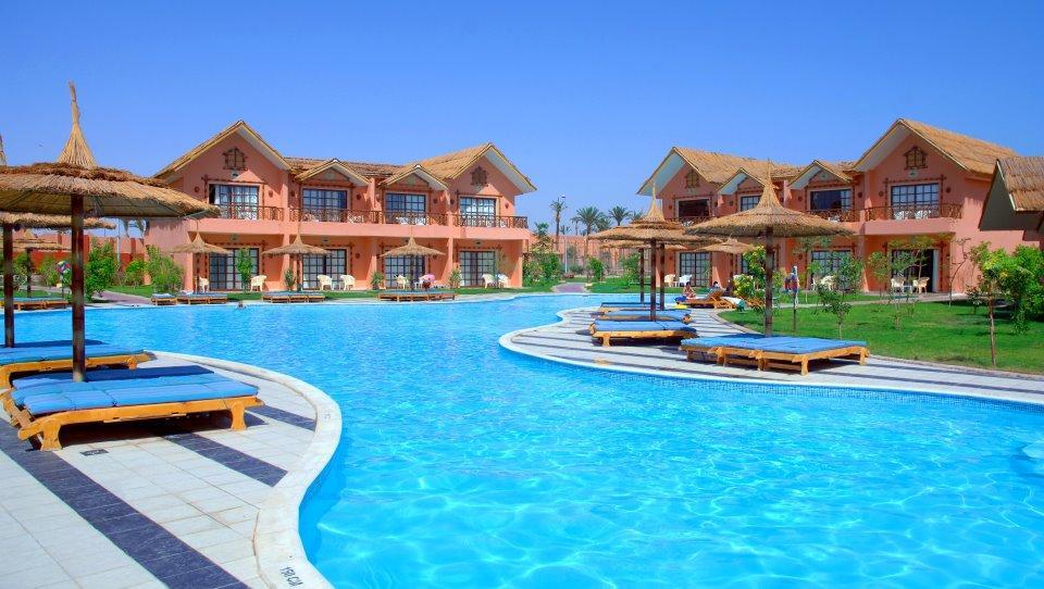 Hotel Jungle Aqua Park - Hurghada, Egipt