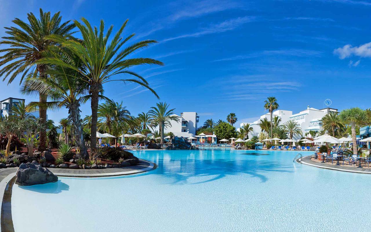 Hotel Seaside Los Jameos Playa - Lanzarote, Hiszpania