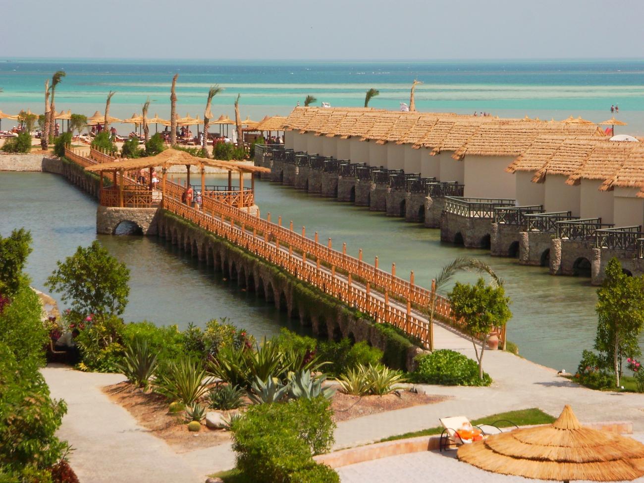 Hotel panorama bungalows hurghada hurghada egipt for Hotel panorama