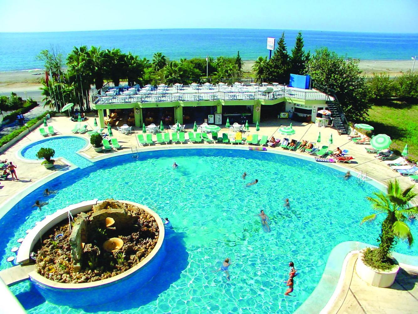 Turcja Alanya Kestel Sunshine