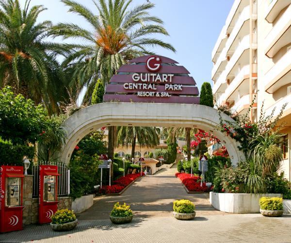 hotel guitart lloret mar:
