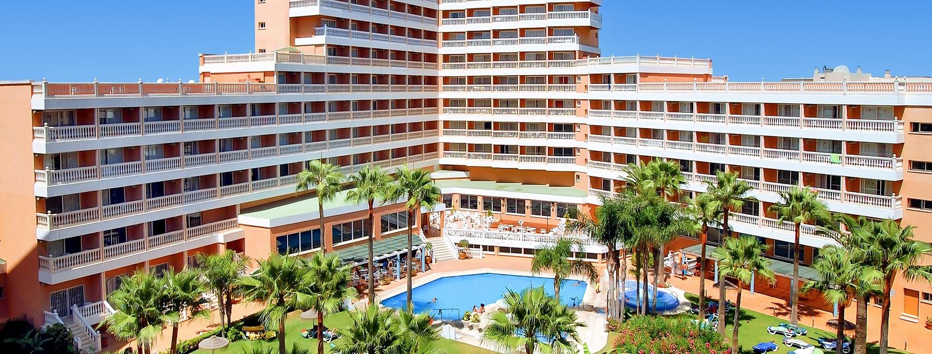 Hotel parasol garden costa del sol hiszpania for Hotel parasol garden