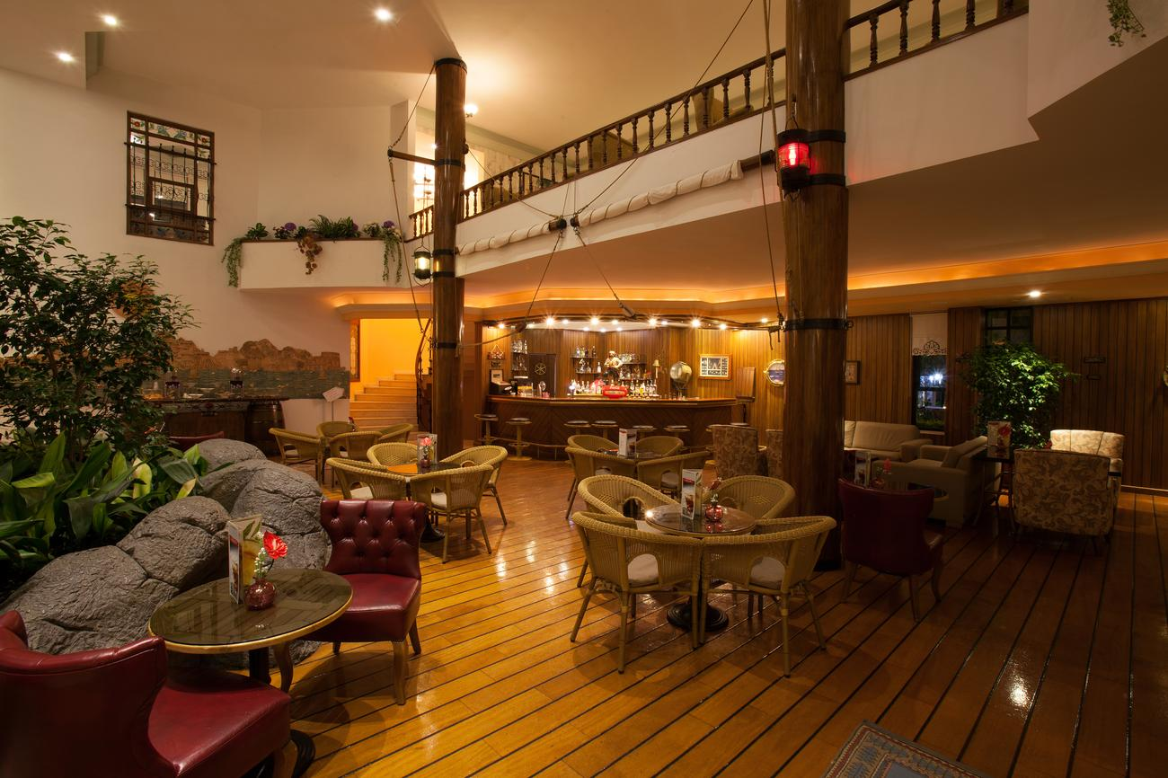 Hotel Pirates Beach Club Tekirova