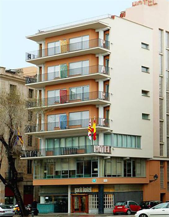 hotel park barcelona barcelona hiszpania. Black Bedroom Furniture Sets. Home Design Ideas